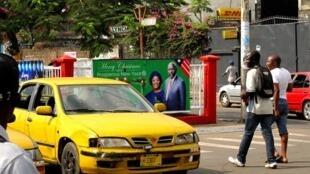 Wata unguwa a birnin Monrovia na kasar Liberia