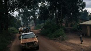 la province du Nord-Kivu  en République démocratique du Congo (RDC)