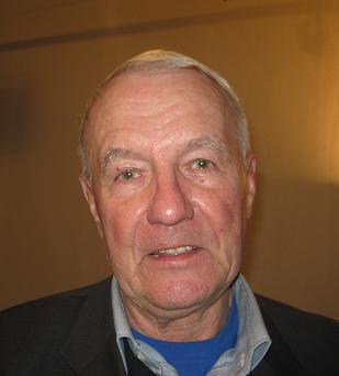 Член Правозащитного совета Санкт-Петербурга Леонид Романков