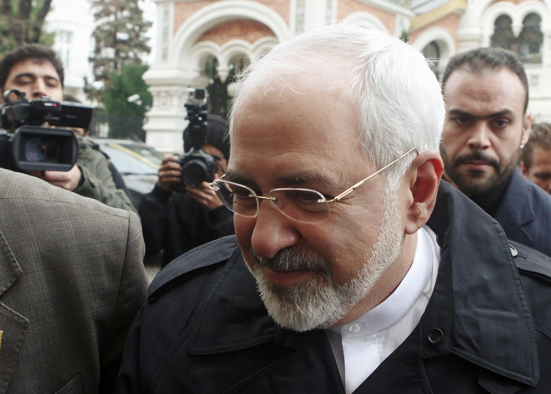 محمدجواد ظریف، وزیر امور خارجۀ جمهوری اسلامی ایران-تصویر آرشیوی