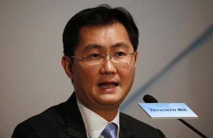 腾讯公司董事会主席兼首席运行官马化腾资料图片
