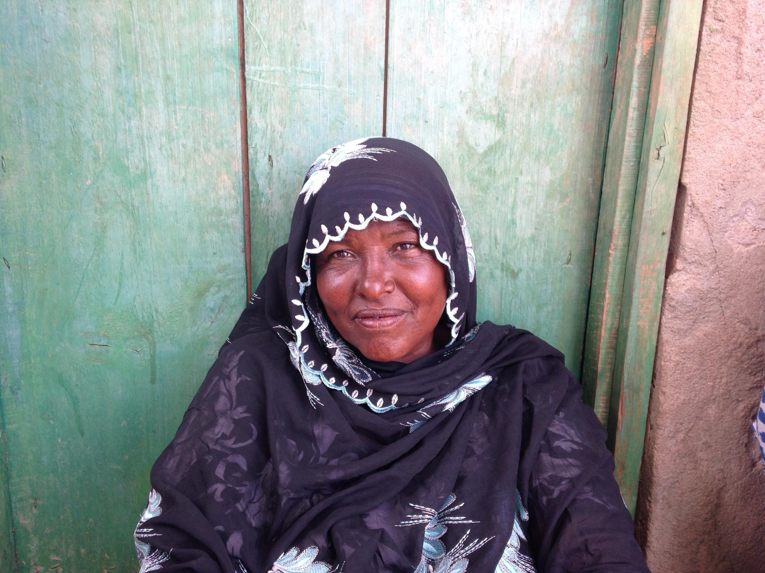 Nemo Hassan Awale, mother of five children in Bildaley, Somaliland