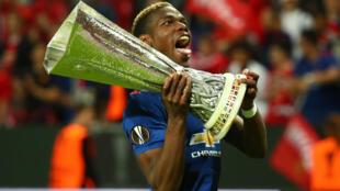 Tsadadden dan wasa a duniya Paul Pogba na wasan Manchester United