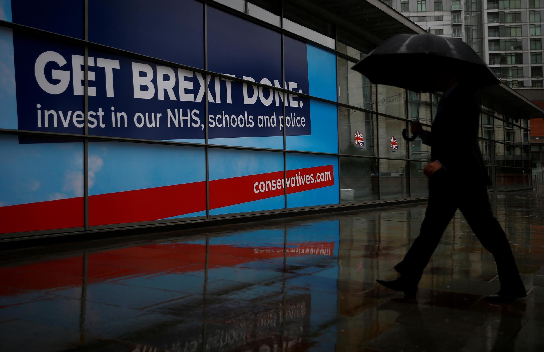 Menos de um mês antes do Brexit, os conservadores britânicos ainda discutem o assunto no congresso anual do partido em Manchester