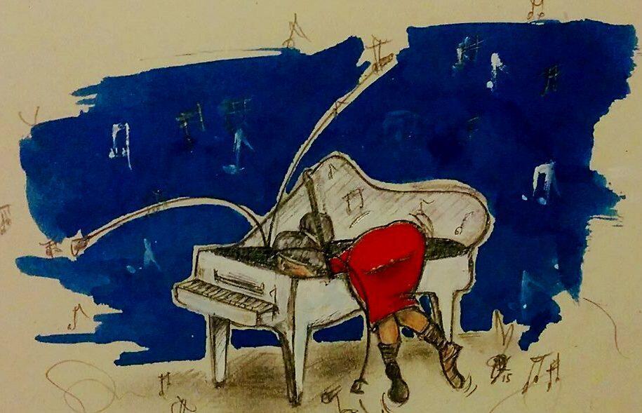 Ecouter Paris à l'atelier de restauration «Piano Balleron».