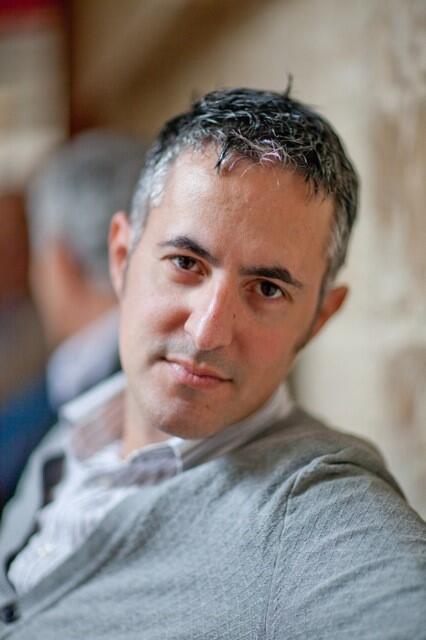 Anthony Sitruk, l'auteur de « La vie brève de Jan Palach », publié par les éditions Le Dilettante.