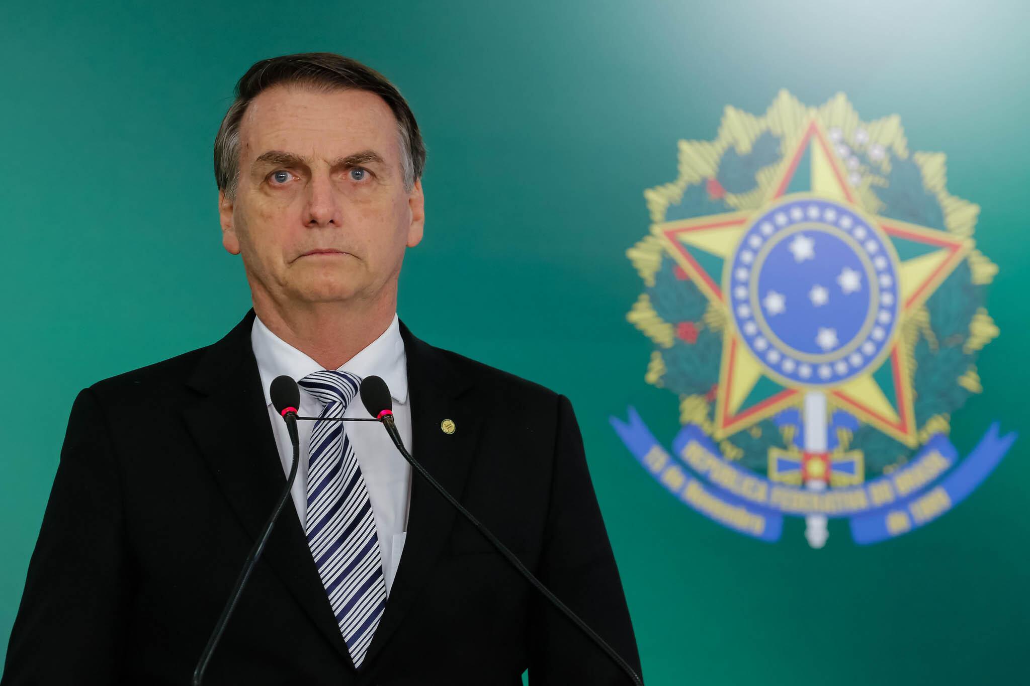 O presidente eleito Jair Bolsonaro ainda não definiu o futuro Ministro das Relações Exteriores.