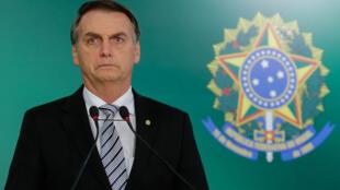 O presidente eleito Jair Bolsonaro disse que governará para todos