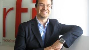 Leonardo García Alarcón en RFI.