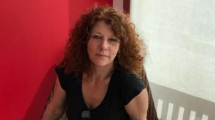 La romancière Cathy Galliègue.