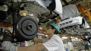 Montadora de veículos no Brasil