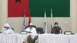 Reunião da Assembleia Nacional Popular da Guiné-Bissau a 29 de Junho de 2020 que aprovou programa do governo de Nuno Nabian