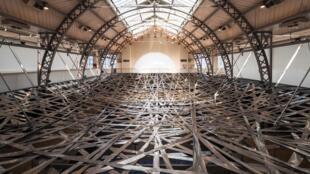 Foto de la exposición 'Paris la nuit'.