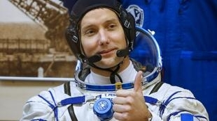 2020-07-30 French astronaut Thomas Pesquet space exploration