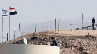 مرز اسرائیل و مصر