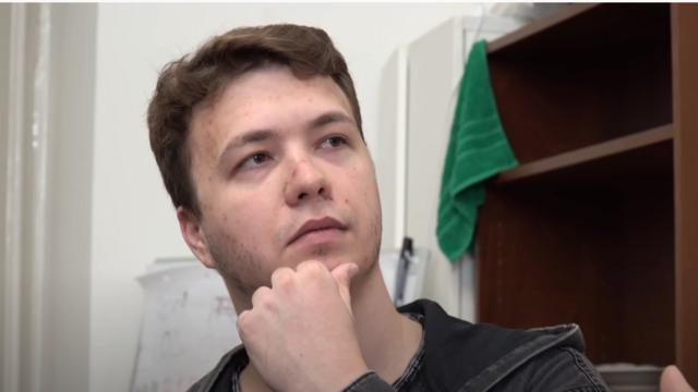 美国呼吁白俄罗斯立即释放劫持记者  欧盟峰会商榷制裁白俄罗斯(photo:RFI)