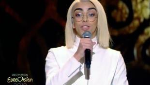 Bilal Hassani deve representar a França no Eurovision 2019