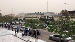 利比亚发生恐怖袭击事件至少12人死亡