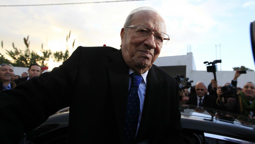 Beji Caïd Essebsi, novo presidente eleito da Tunísia