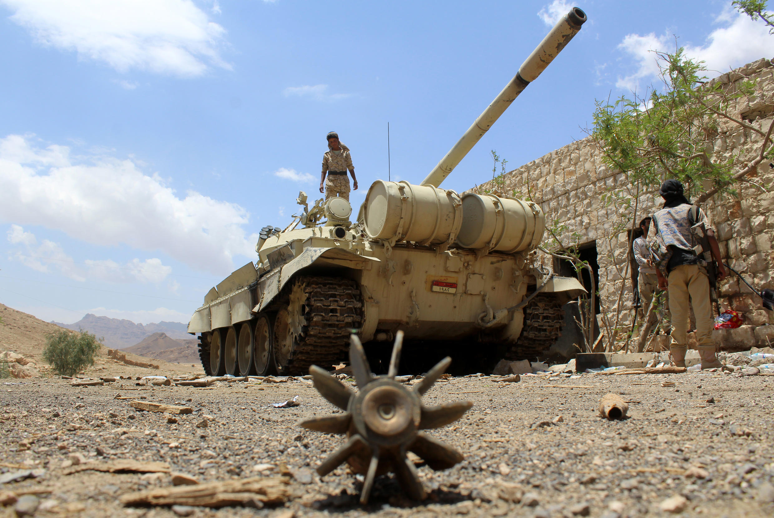 The grinding six-year war in Yemen has killed tens of thousands and displaced millions, triggering what the United Nations calls the world's worst humanitarian disaster