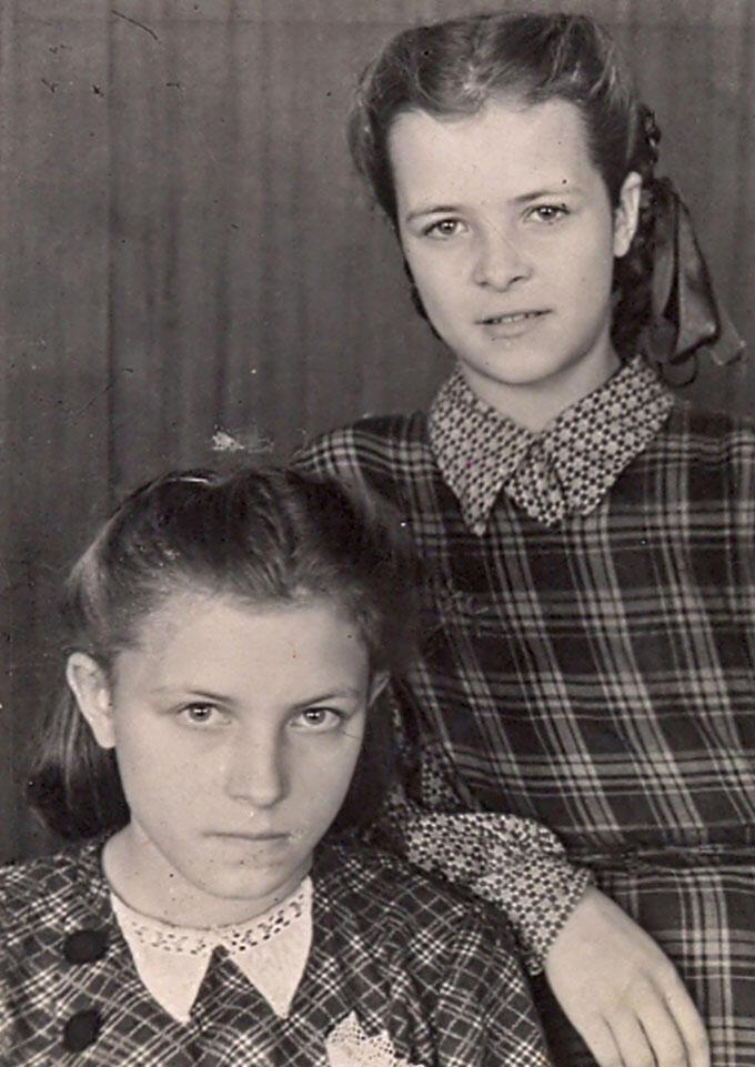 兩歲時就隨母親一起被流放的西爾娃•林納特