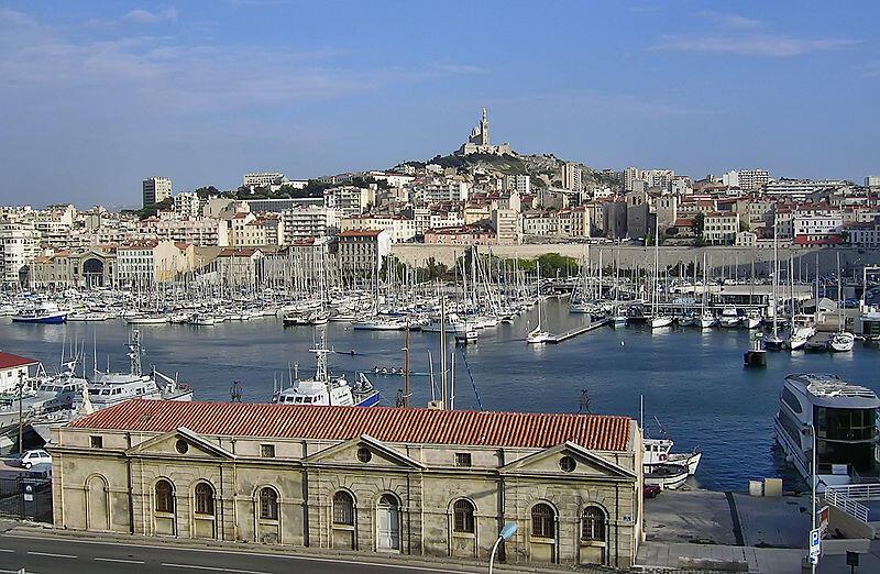 Une vue de Marseille en France (Photo d'illustration).