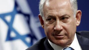 Thủ tướng Israel Natanyahu.