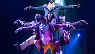 «Béré, la fête à Conakry», le nouveau spectacle du Cirque Mandingue de Guinée, qui se tient jusqu'au 18 décembre.