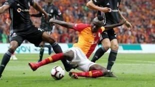Le Sénégalais Mbaye Diagne termine la saison 2018-2019 en tête du Top 20 RFI.
