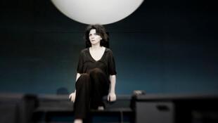 A atriz francesa Juliette Binoche é um dos destaques do Festival de Edimburgo 2015.