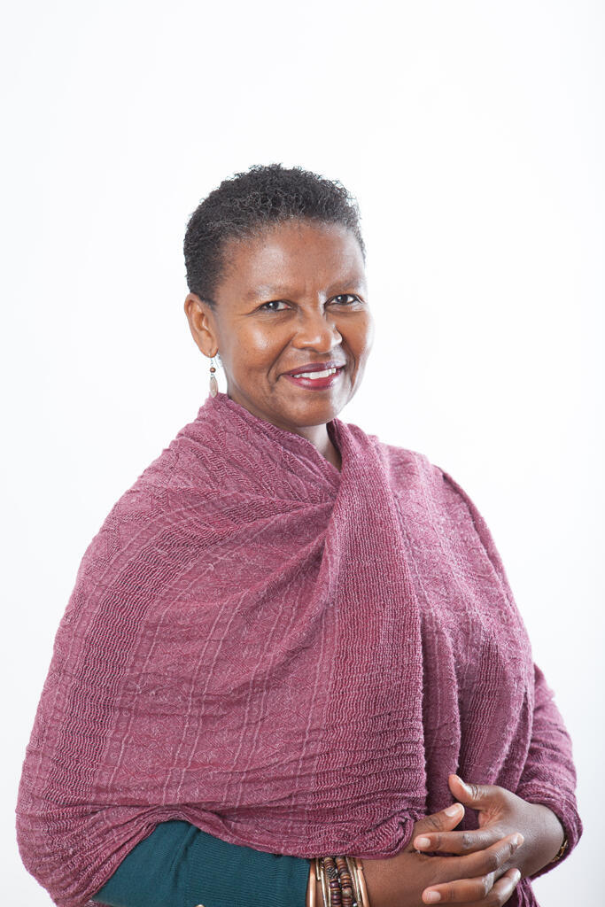 Alice Mogwe.