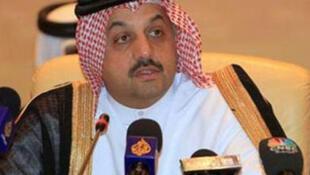 خالد بن محمد العطیه، وزیر امور خارجۀ قطر