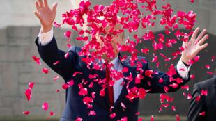 دونالد ترامپ در دهلی نو