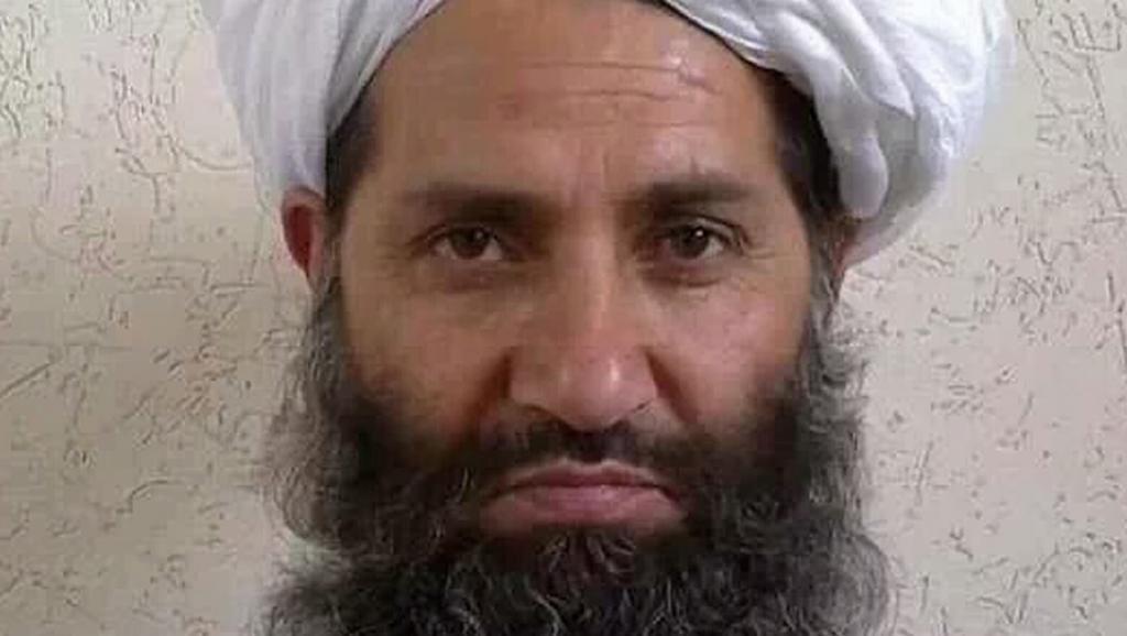 Picha isiyo kuwa na tarehe ya kiongozi mpya wa Taliban.