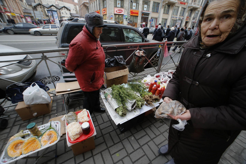 A Rússia ameaçou cortar o abastecimetno de gás para a Ucrânia