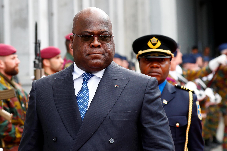 Visite de Félix Tshisekedi en Europe: les États de l'UE ont jusqu'à fin décembre pour voter à l'unanimité le prolongement ou l'effacement des sanctions vis-à-vis de Kinshasa.
