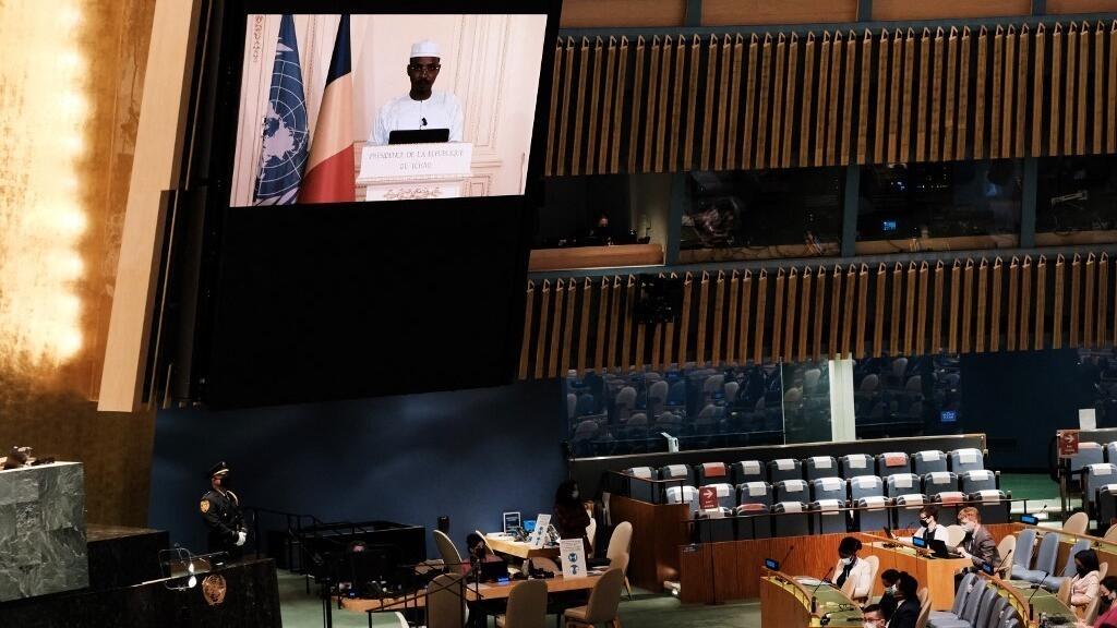Tchad : le président du CMT veut le désarmement des rebelles massés dans le sud libyen