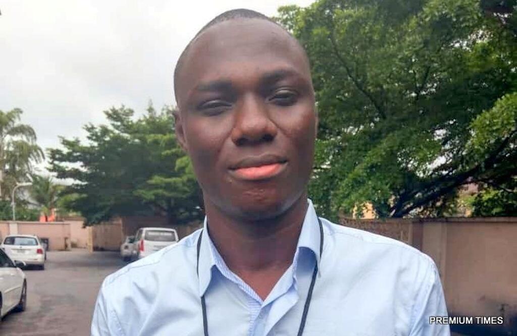 Samuel Ogundipe, mwandishi wa habari kwenye tovuti ya habari ya mtandaoni ya Premium Times
