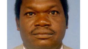 Michel Barka, président de l'Union des Syndicats du Tchad (UST).