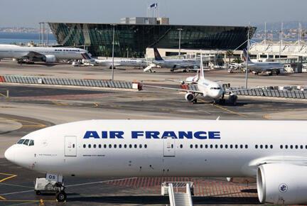 Un avion d'Air France a été dérouté sur Damas en raison de troubles sur la route de l'aéroport Rafik Hariri.