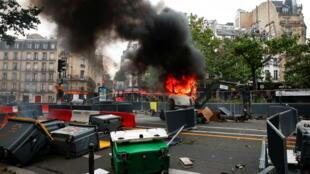 Manif Paris Anti Manif 2