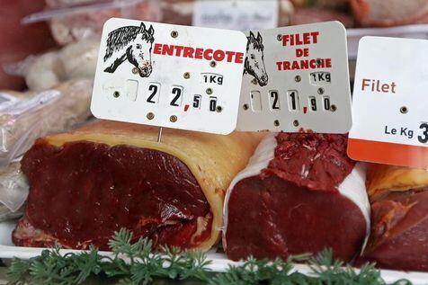 França enfrenta novo escandalo envolvendo o uso indevido de carne de cavalo.