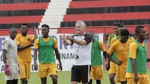 O Primeiro de Agosto derrotou o Espérance de Tunis por 1-0 na primeira mão das meias-finais da Liga dos Campeões africanos.