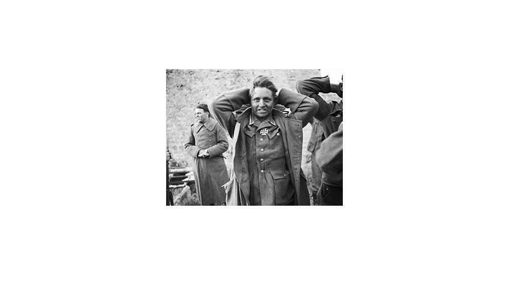 «Les prisonniers du D-Day», film de Georges Guillot.