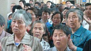 中国天主教徒