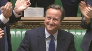 David Cameron ya sanar da yin murabus daga majalisar dokokin kasar Britaniya