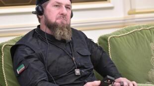2020-05-18 Chechen president Ramzan Kadyrov