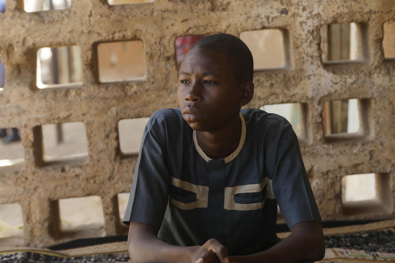 PHOTO Usama Aminu - Lycéen nigérian Kankara