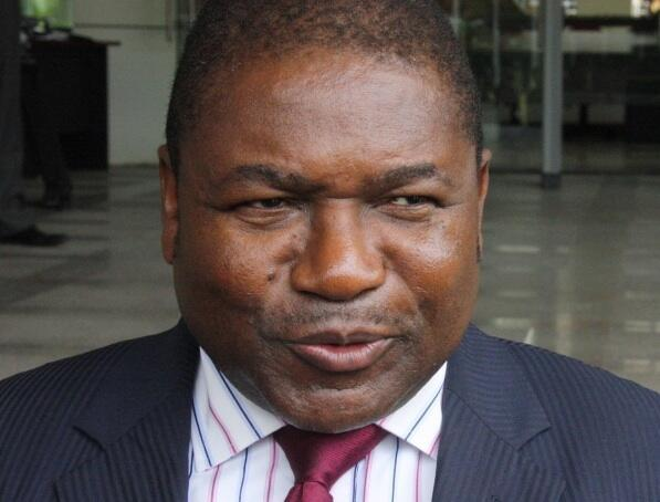 Filipe Nyusi, novo presidente eleito de Moçambique.