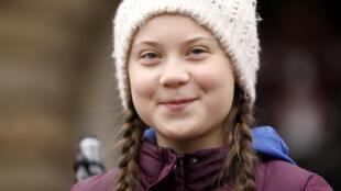 16-летняя шведская активистка Грета Тунберг стала вдохновительницей международного молодежного движения против климатических изменений